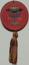 Mandala para Decoração Símbolos Auspiciosos - Parasol