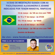 10 DAYS OF GUIDED MEDITATIONS Reparado